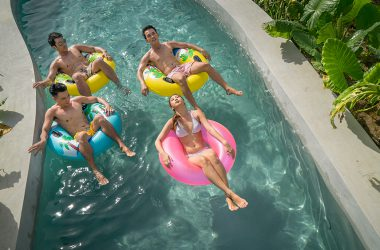 astoria palawan waterpark lazy river