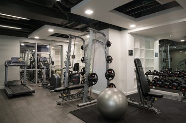 gym facilities astoria plaza
